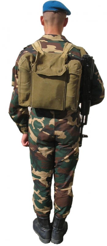 russian airborne backpack