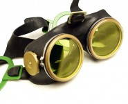 Russomilitare: OPF Russian Soviet Chameleon UV IR Nuclear Explosion Goggles Steampunk