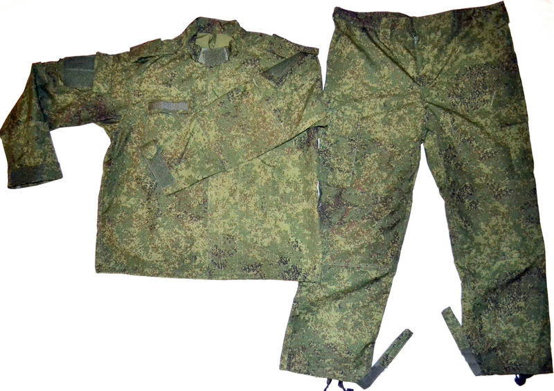 Russian Army Vkbo Uniform Suit