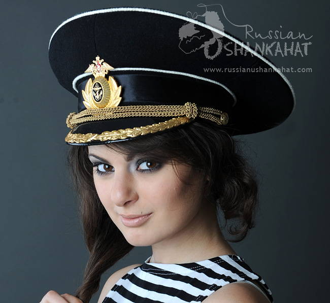 Navy Officer Unifrom Peaked Hat