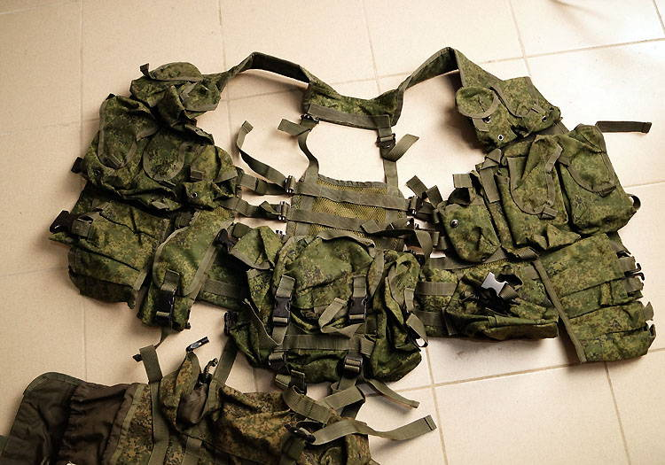 Ratnik Vkbo Set 6sh117 Shooter