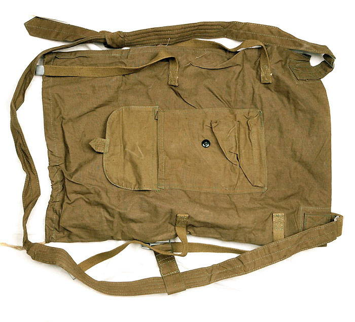 Sidor Soviet Backpack W/O Name Window