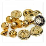 Russomilitare: Russian Soviet Army Military Uniform Star Crest Buttons