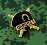 Russomilitare: Russian military Uniform Award Chest Badge Special forces SPETSNAZ