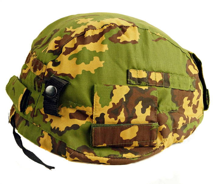 6B47 Russian Tactical Helmet Cover Partizan Camo