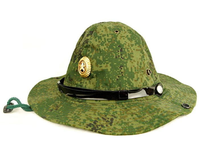 Boonie Hat Digital Flora