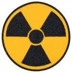 Radiation Area Sleeve Patch