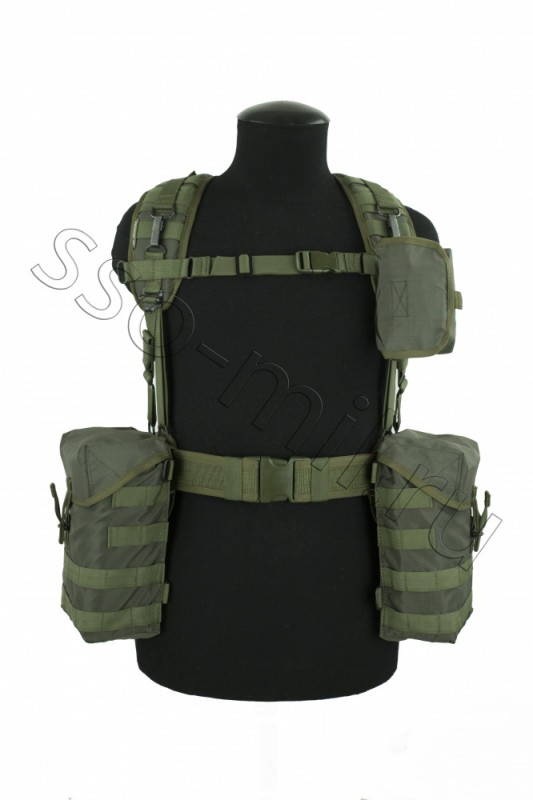 SSO Smersh PKM Chest Rig