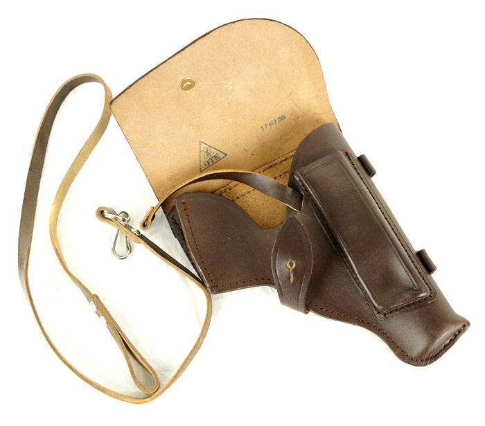 Makarov Pistol Leather Holster 2004