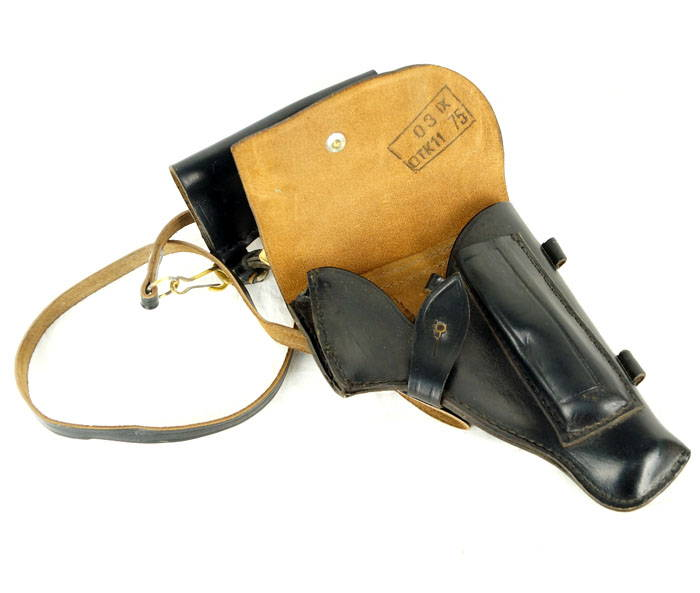 Makarov Pistol Leather Holster