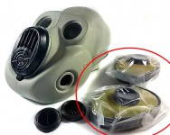 Russomilitare: Set Replacement Filters PBF Gas Mask