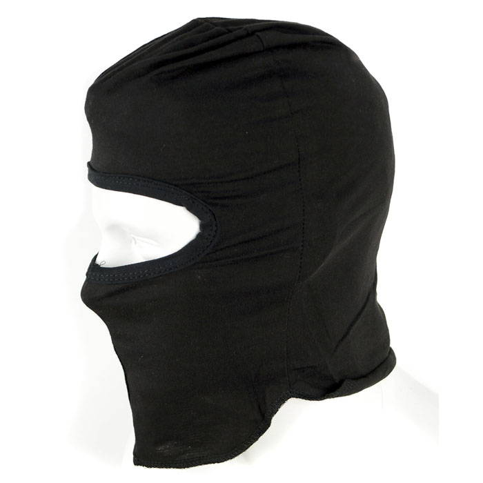 Russian Military Face Mask 1 Hole Balaclava Black