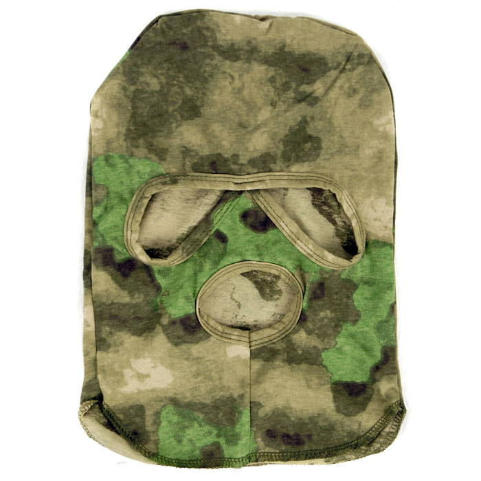 Russian Military Face Mask 3 Hole Balaclava Atacs (Moh) Camo