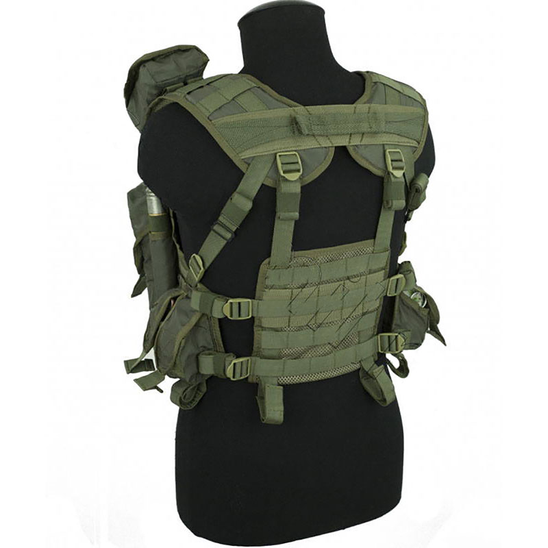 SSO Alpha Tactical Vest Chest Rig