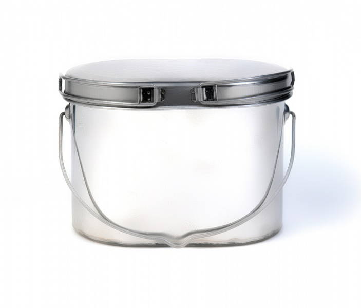 Camping Pro Stainless Steel Bowl Pot 3.5L (118 oz)