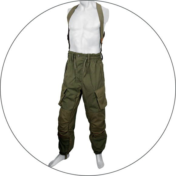 SSO Suspenders Gorka Pants
