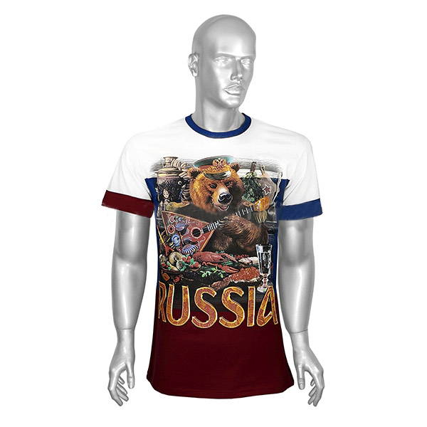Vodka Balalaika Patriot T-Shirt