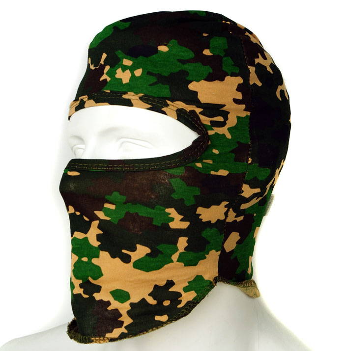 Russian Military Face Mask 1 Hole Balaclava Izlom Camo