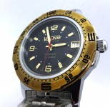 Russomilitare: Russian wrist watch Vostok PARTNER automatic mechanical 31 jewels #2