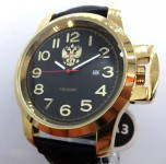 Russomilitare: NEW Russian army military wristwatch SPETSNAZ ATTACK