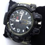 Russomilitare: Russian army military North wrist watch