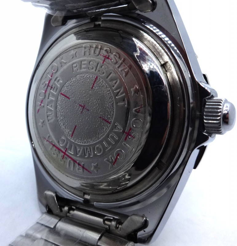Russian Military Wrist Watch Vostok Partner Automatic Mechanical 31 Jewels #4