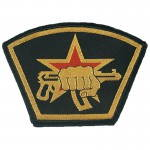 Russomilitare: Russische Spetsnaz Patch Embriodered AK&Faust