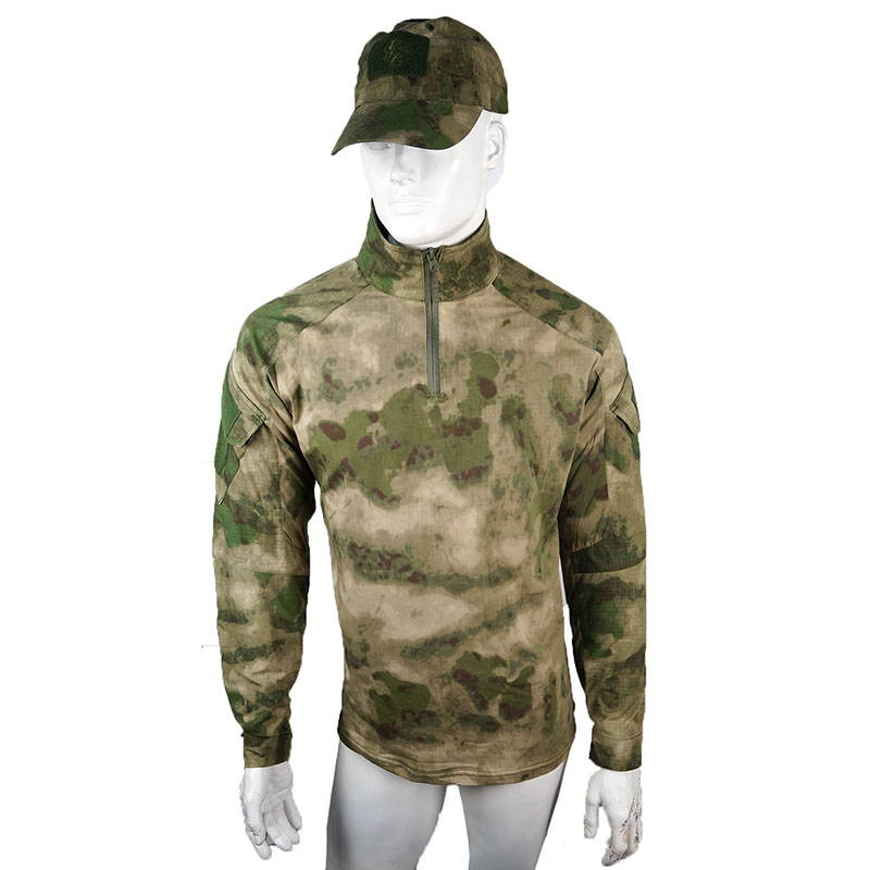 Bars Tactical Combat T-Shirt ATACS