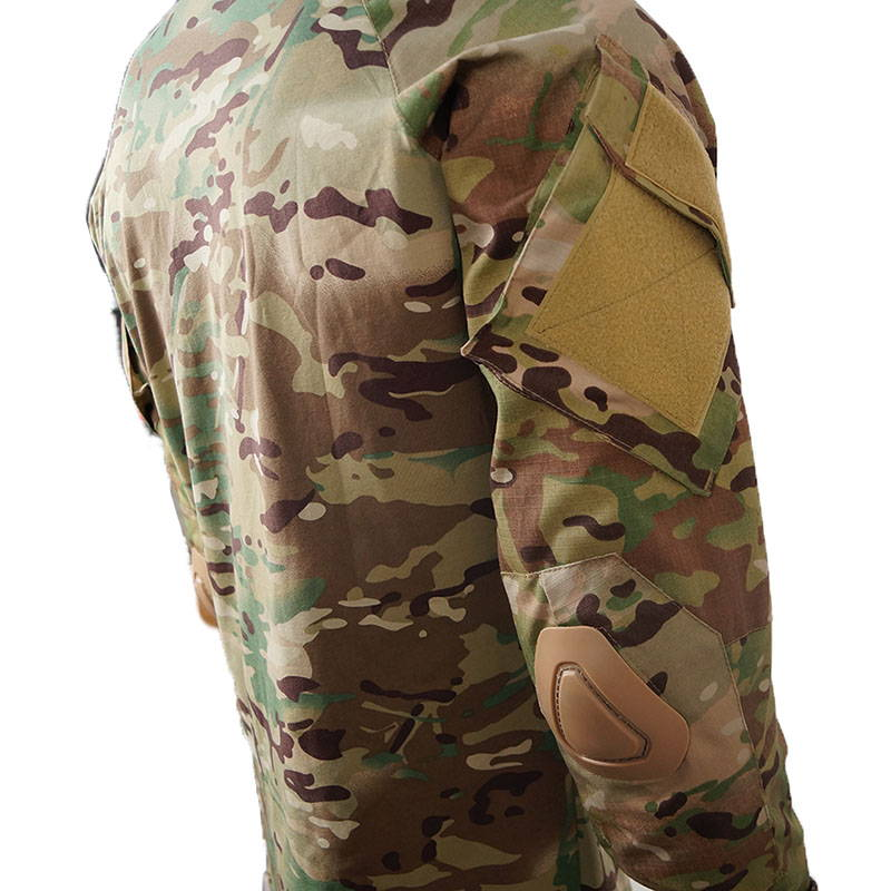 Bars Combat T-Shirt Thunder Multicam